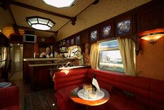 Golden Eagle Train Trans-Siberian Express | Tours & Trips — Luxury Train Club