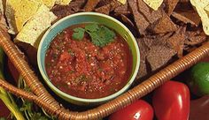 Grilled Tomato Salsa from P. Allen Smith