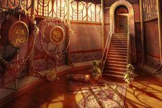 Corridor 2 by RealNam on DeviantArt