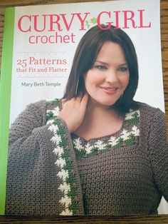 Curvy Girl Crochet - some gorgeous wearable patterns in here.
