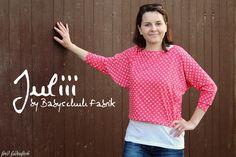 fred fadenfroh ... mit Nadel, Faden und ganz viel Herz: FREEBOOK < 3 Juliii < 3 by Babyschuh Fabrik