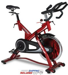 DON'T CALL IT A SPIN BIKE! BH Fitness LK500IC commercial indoor cycle bike.