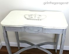 Chalk Painted Furniture Makeover – Reader Featured Project