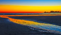 long beach sunset - Man the sunsets are spectacular at Long Beach near Tofino, BC, Canada. here ism one of my favourite ones from here. Long Beach, Mother Nature, The Incredibles, Photo And Video, Sunsets, World, Water, Tofino Bc, Outdoor