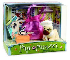Pawparazzi Pet Boxed Set: Woofgang the Dog £14.99