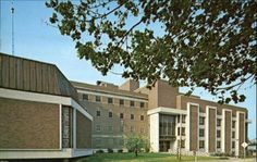 Mercy Hospital Portsmouth Ohio where my brother and sister were both born.
