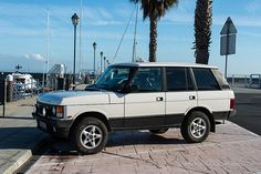 Range Rover Classic, Range Rover Supercharged, Range Rovers, Big Daddy, November 2015, Vintage Cars, Galleries, Portugal, Vogue