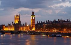Big ben, big ben, Grã-Bretanha, Inglaterra, Londres, Palácio de westminster, o Rio Tamisa, a cidade Vetor