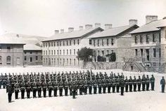 Recruit Training at the 24th Regimental Depot at Brecon Barracks in 1880. On the far side of the Parade Ground is the Militia Armoury which now houses the Regimental Museum. Gallery   The Regimental Museum of The Royal Welsh (Brecon)