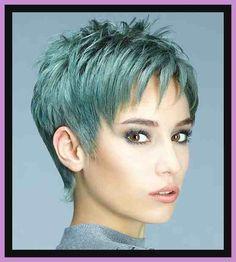 Kurze Pixie Cut Frisuren - Easy Pixie Haarschnitte für feines Haar ... | t75