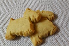 Spark and All: FIAR - Wee Gillis - Shortbread Scotties!