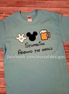 ba9db7eaa epcot drinking around the world shirts birthday - Google Search ...
