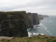 The Cliffs of Moher (County Clare, Ireland)