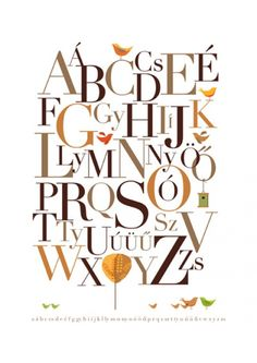 All my kids will learn this-hungarian abc Hungary History, Birthday Wishes Greeting Cards, Love My Boyfriend, Cross Stitch Alphabet, My Heritage, Languages, Budapest, Typo, Logan