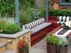 When having a garden the question how to design and decorate it is always present. There are several aspects to consider, and the first one is to determine the areas. This is especially important if you have a big garden space. You can divide it into a seating area, sunbathing area or area for shade trees. ...