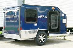 Learn more about rv camping. Check the webpage for more information. Looking at our website is time well spent. Enclosed Trailers, Tiny Trailers, Trailers For Sale, Vintage Trailers, Camper Trailers, Travel Trailers, Small Camping Trailer, Small Trailer, Trailer Build