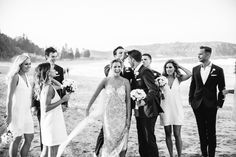 Wedding party candid. Scott & Alana (Amelia Fullarton wedding photography)