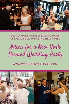 ... for when you get home from your wedding in Central Park, or anywhere in New York! Wedding Advice, Wedding Planning Tips, Wedding Vendors, Wedding Planner, Our Wedding, Dream Wedding, Top Wedding Trends, Wedding Styles, Central Park Weddings