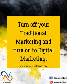 Turn off your Traditional Marketing and turn on to Digital Marketing. NNConsultant - Your Growth, Our Strategies Full Digital Marketing Services For any queries Contact Us:- 9650961779 . Best Digital Marketing Company, Digital Marketing Services, Online Marketing, Content Marketing, Social Media Marketing, Search Advertising, Search Optimization, Custom Website Design, Reputation Management