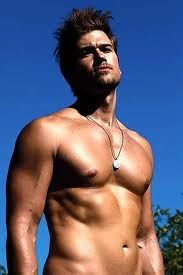 Nick Zano***OMG  umm ill take one of these and a side of hot shower to go with it