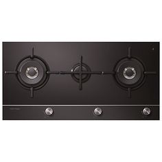 Buy Fisher & Paykel LPG Gas Hob, Black Glass from our Hobs range at John Lewis & Partners. Laundry Appliances, Cooking Appliances, Home Appliances, Stainless Steel Strip, Kitchen Cooker, Home Appliance Store, Glass Installation, Glass Cooktop, Cooker Hoods