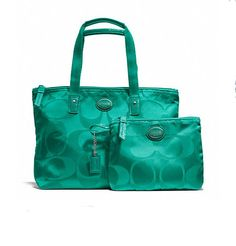 COACH Getaway Small Packable Tote. Starting at $50 on Tophatter.com!