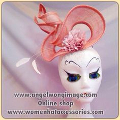 A personal favorite from my Etsy shop https://www.etsy.com/listing/197852251/pink-fascinator-party-wedding-fancy-hats