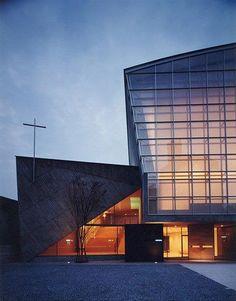 Tokyo Church of Christ Tokyo Fumihiko Maki @RuarteContract POST ON JAPANESE PRITZKER WINNERS