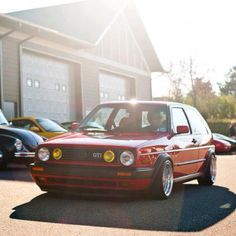 Mk2 I had a white one as my first car