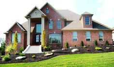 The Montpelier House Plan Images - See Photos of Don Gardner House Plans (443/483front2)