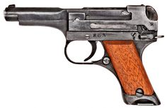 """A look inside the """"worst military pistol ever made"""" - Military Surplus, Military Weapons, Revolver Rifle, Ww2 Weapons, Leather Holster, Weapon Concept Art, Survival Tools, Guns And Ammo, Airsoft"""