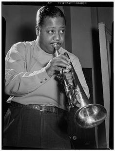 Charlie Shavers, National Studio, May 1947 (Gottlieb Jazz Artists, Jazz Musicians, Roy Eldridge, Sidney Bechet, Jazz Trumpet, Swing Era, Jazz Standard, Trumpet Players, Duke Ellington