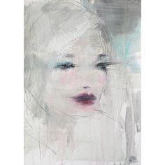 Jorunn Mulen Original Painting - Pia