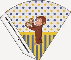 The post Curious George Free Party Printables. appeared first on Paris Disneyland Pictures. Curious George Party, Curious George Birthday, Diy Gifts For Friends, Diy Gifts For Kids, Diy For Kids, Second Birthday Ideas, 2nd Birthday, Friends Valentines Day, Teen Christmas Gifts
