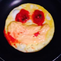 #Smiling #Omelet #WelcomeToMyKitchen on #PrettyFit #Happy #Healthy #Edible #Egg #Omelette