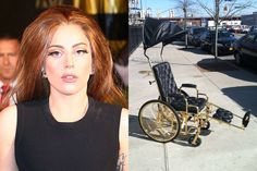 A Conversation With Lady Gaga's Wheelchair-Maker - The Cut After her hip surgery, Lady Gaga needed some fabulous wheels...