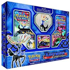 """Pokemon Xerneas Yveltal Collection - Beckett Publications - Toys """"R"""" Us"""