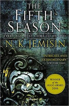 The Fifth Season (Broken Earth): Amazon.co.uk: N K Jemisin: 9780316229296: Books