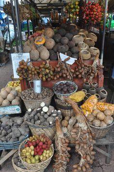 Frutas regionais