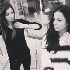 | Eleanor Calder & Sophia Smith |