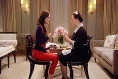 Blair with Dorota