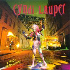 Cyndi Lauper - A Night To Remember [1989]