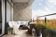 Bring the warm tones of stone into your space with Lekwa cladding, a slate design on a wall cladding pressed tile. Ideal for introducing a warm rustic look without the maintenance and cost of real stone. See more of our Stone Collection™ on our website #tile #tiledesign #stone #interiordesign #homedecor #stonelook #cladding Johnson Tiles, Wall Cladding, Wall And Floor Tiles, Glazed Ceramic, Tile Design, Outdoor Furniture, Outdoor Decor, Natural Stones, Patio