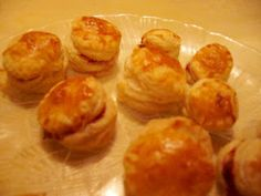 Mystery Lovers' Kitchen: Cranberry Baked Brie Puff Pastry Bites