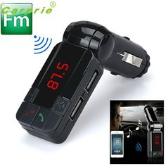 Del Hot Dual USB Car Kit Charger Wireless Bluetooth Stereo MP3 Player FM Transmitter Oct 11 #jewelry, #women, #men, #hats, #watches, #belts