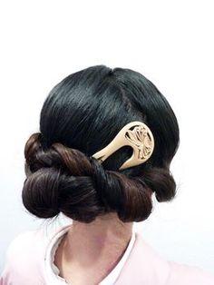 和装 髪型 大正ロマン - Google 検索