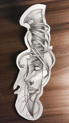 Interesting concept with dagger Tattoo Design Drawings, Tattoo Sketches, Cool Drawings, Art Sketches, Tattoo Designs, Tattoo Ideas, Bild Tattoos, Leg Tattoos, Body Art Tattoos