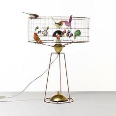 Bird Cage Table Lamp from notonthehighstreet.com