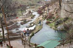 Nacimiento del río Segura (FUENTE SEGURA, JAÉN)