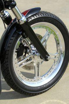 """Saturday Night Special""....Hot Rod Styled Street Bob - Harley Riders USA Forums"
